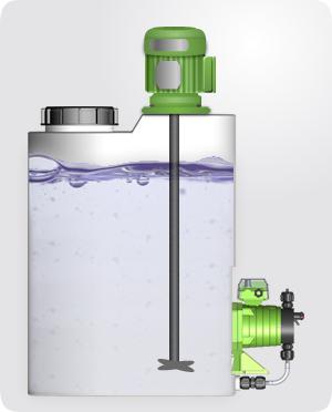 Agitador ares electr nica industrial for Diferencia entre tanque y estanque